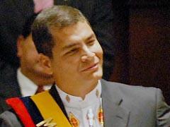 Rafael Correa (foto: Wilson Dias/ABr)