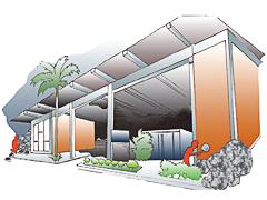 Museu de Rochas, Minerais e Minérios (arte: Carol Rodrigues)
