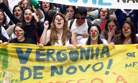 Resultado de imagem para desorganização do brasil