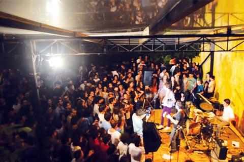 Festival arrecada dinheiro para instalação de estúdio acústico (foto: Marcelo Pellegrini)