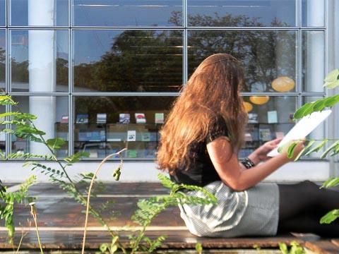 Xerox de textos é preferência de alunos da USP (foto: Firas Freitas)