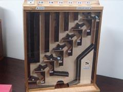 Calculadora de base dois é um dos destaques (foto: Igor Resende)