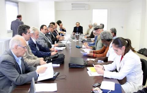 Na reunião do dia 18, Cruesp não citou outras pautas do Fórum além do reajuste salarial (foto: Ernani Coimbra/Assessoria de Imprensa da Reitoria)