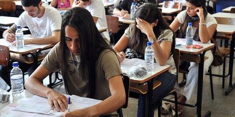 Estudantes de Brasília fazem a prova do Enade em 2009 (foto: José Cruz/ABr)