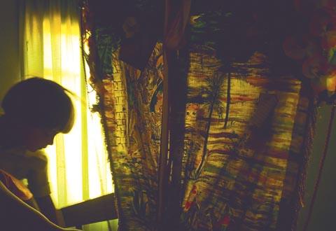 Denise buscou trabalhar na composição da luz e com as cores nas fotos de seu mestrado (foto: Denise Mereilles/Divulgação)
