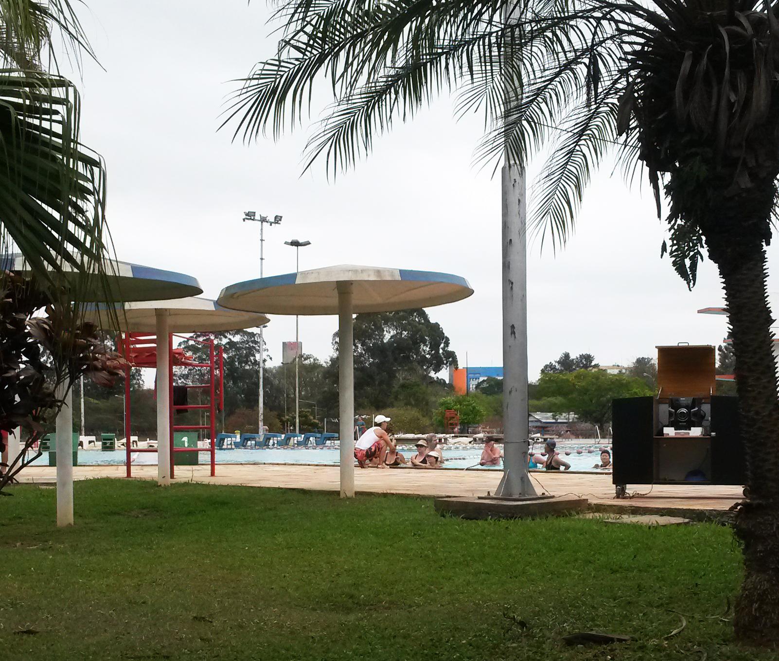 O Centro de Práticas Esportivas da USP voltou a funcionar (Foto: Victoria Salemi)