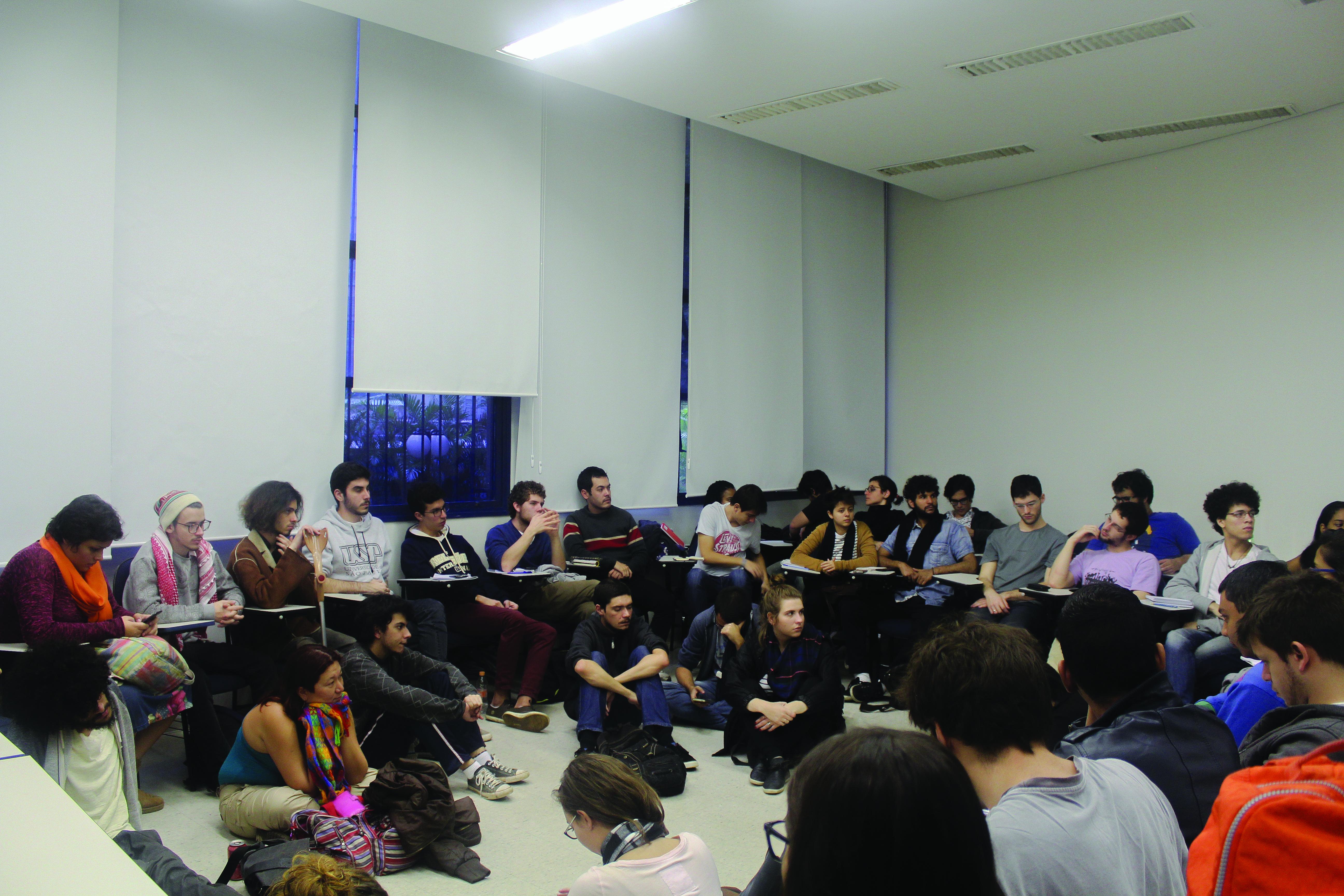 Conselho reuniu alunos de todos os campo da USP