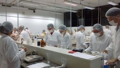 Pesquisas sobre cosméticos ainda carecem de apoio industrial (Arquivo pessoal/Maria Velasco)