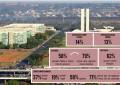 Informações do Datafolha apontam que não há consenso da população em relação ao Impeachment. Arte: Giovanna Wolf