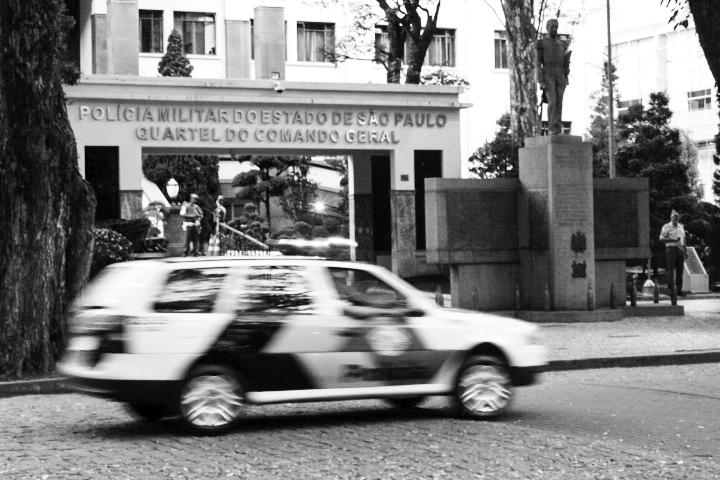 Comando de Policiamento da Capital (CPC). Foto: Caio Nascimento